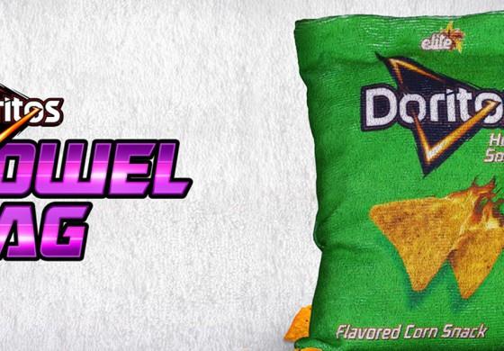 У чипсов Doritos появилась «упаковка-полотенце»